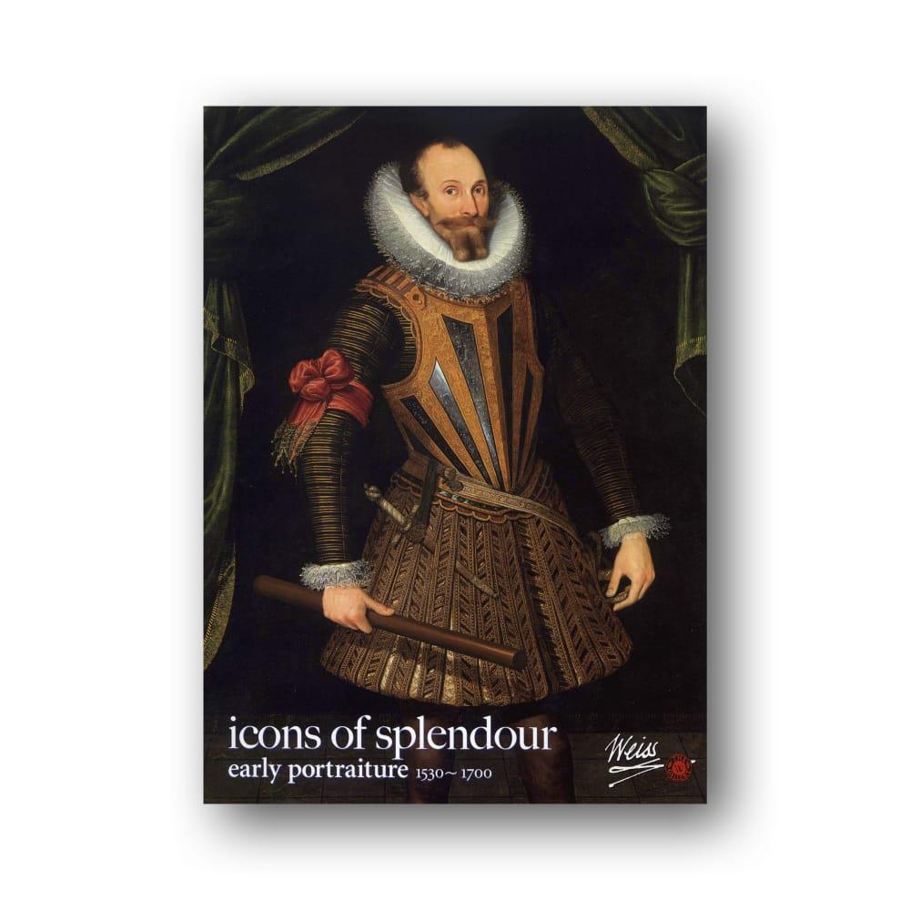 Icons of Splendour Early Portraiture