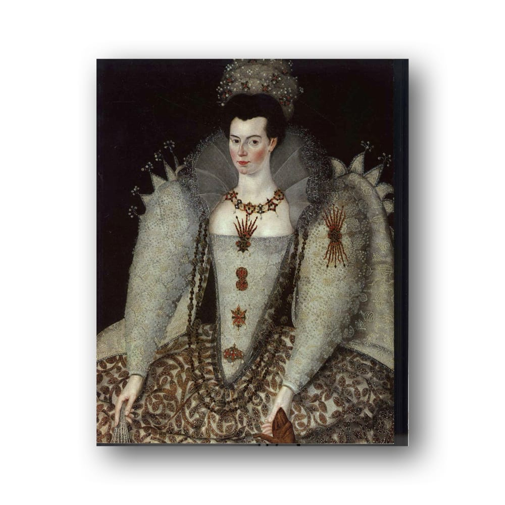 English Portraiture and The Northern Tradition 1550 - 1680