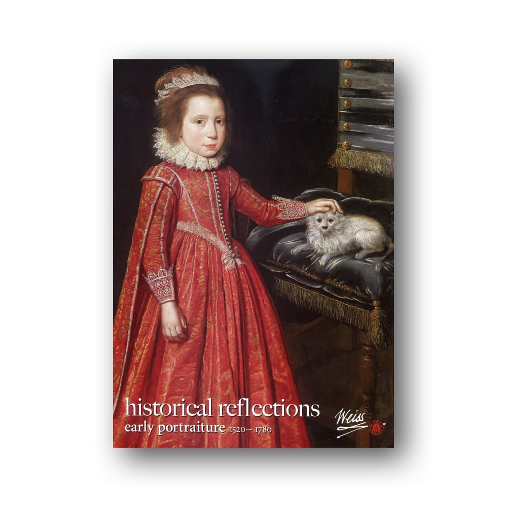 Historical Reflections Early Portraiture: 1520 - 1780