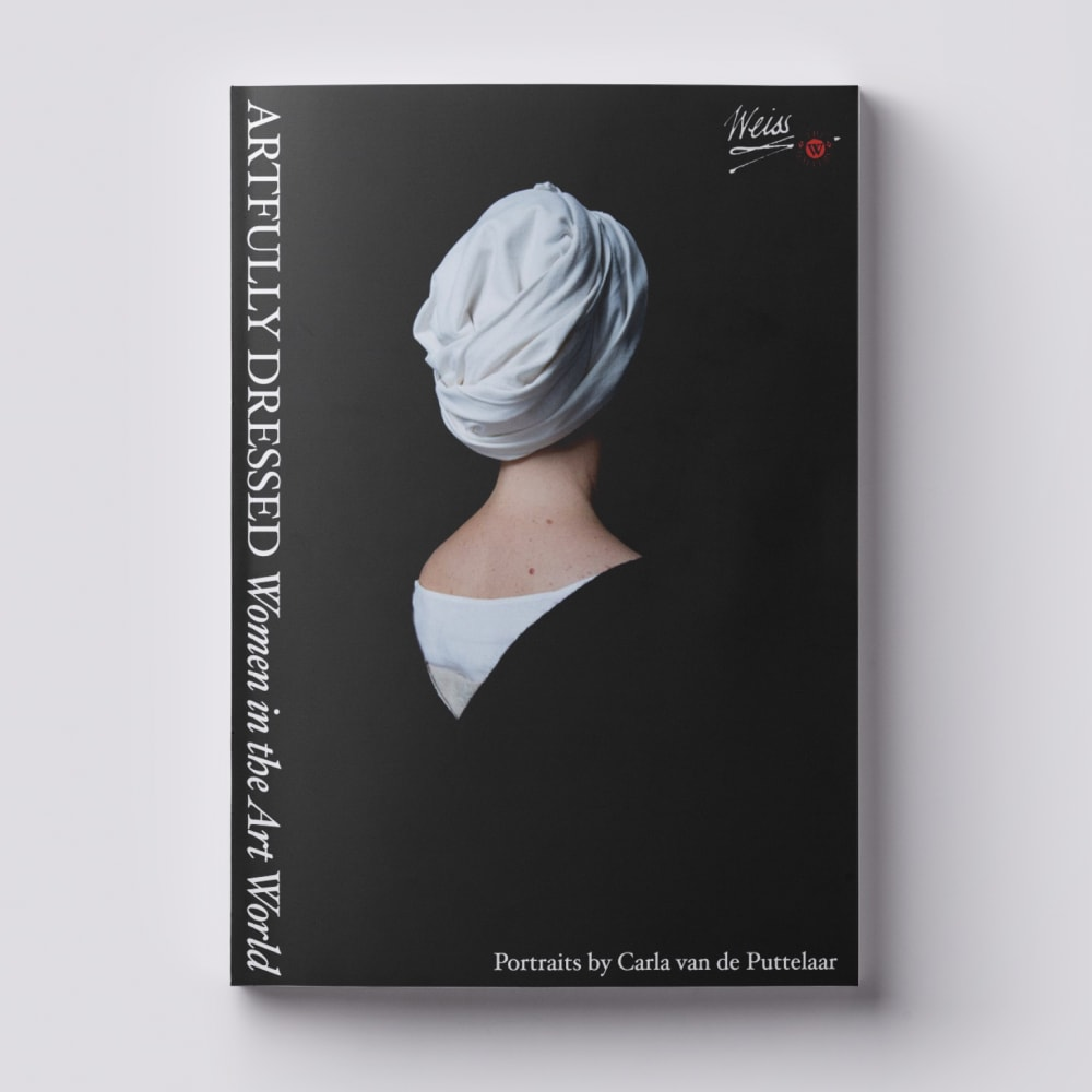 Artfully Dressed Women in the Art World, Volumes I - VII
