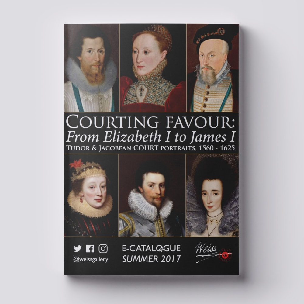 Courting Favour From Elizabeth I to James I