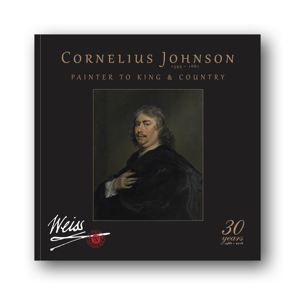 Cornelius Johnson Painter to King & Country