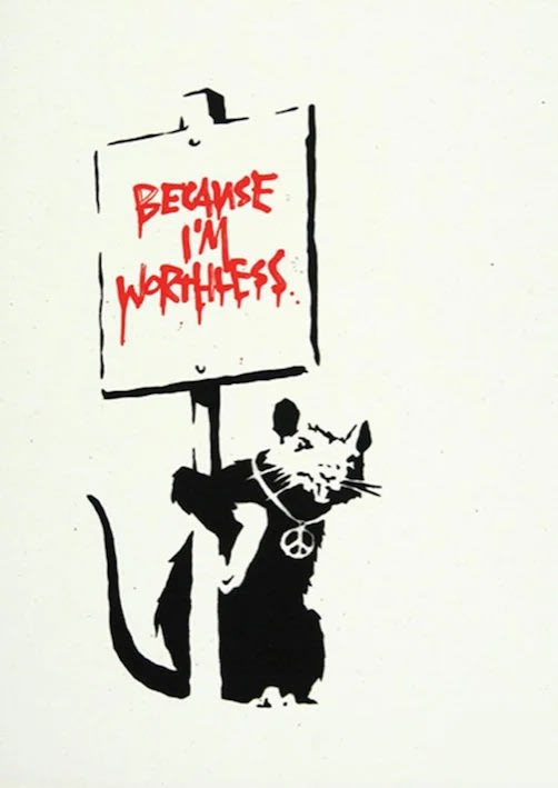 You Don't Need To Be A Billionaire To Buy Banksy