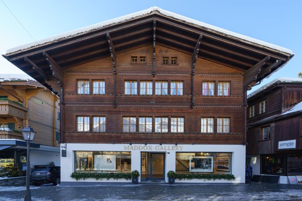 Maddox & The Alpina Gstaad, Gstaad
