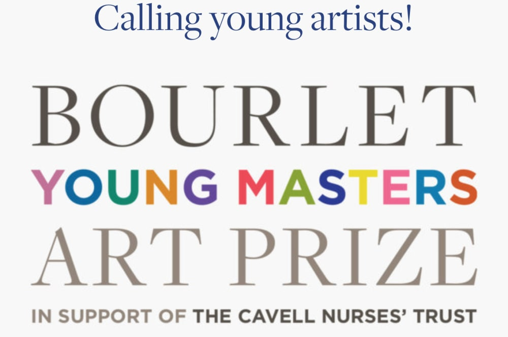 Calling Young Artists Bourlet Competition