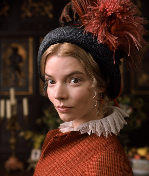 Anya Taylor-Joy as Emma