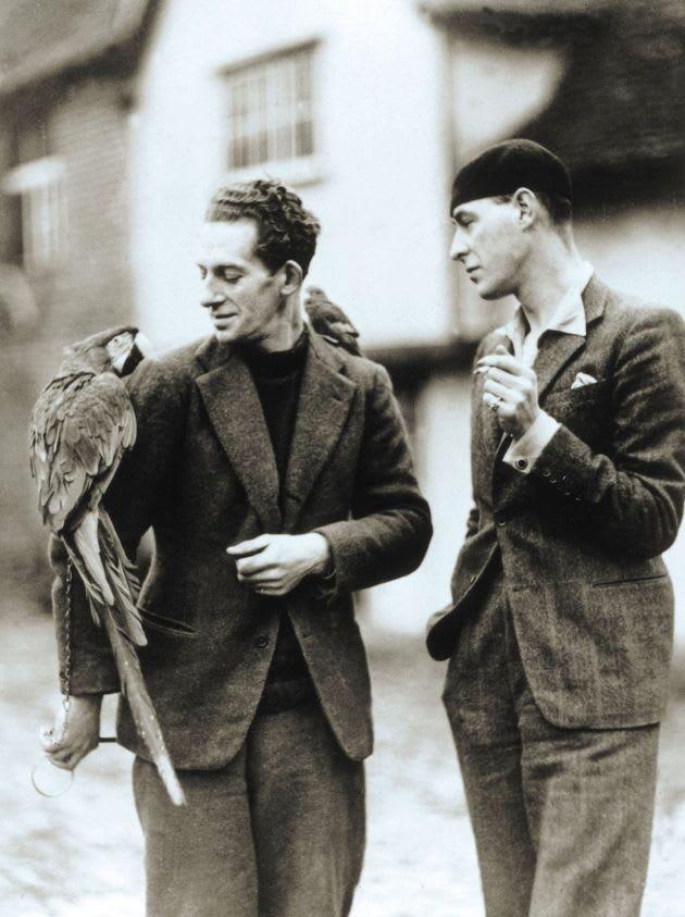 Cedric Morris and Arthur Lett-Haines