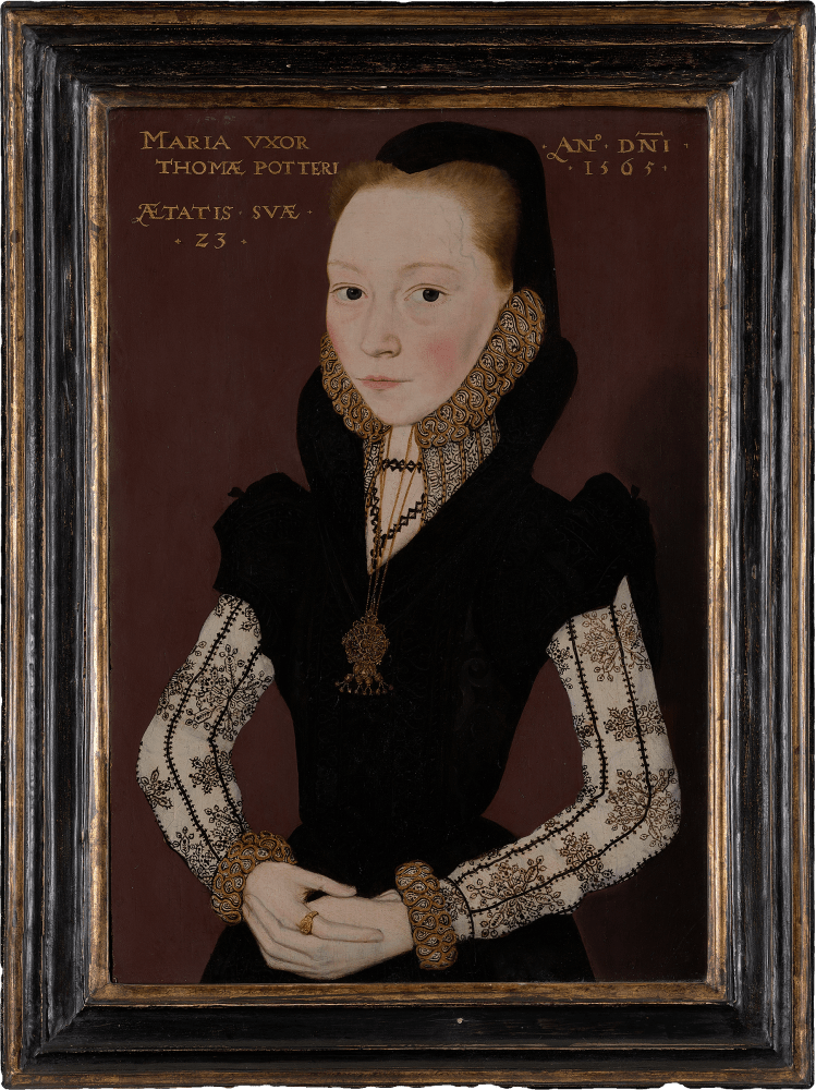 Master of the Countess of Warwick