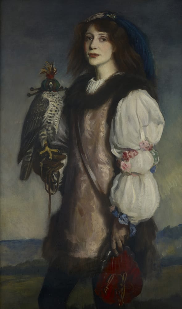 Sir Oswald Birley Mabel Beardsley