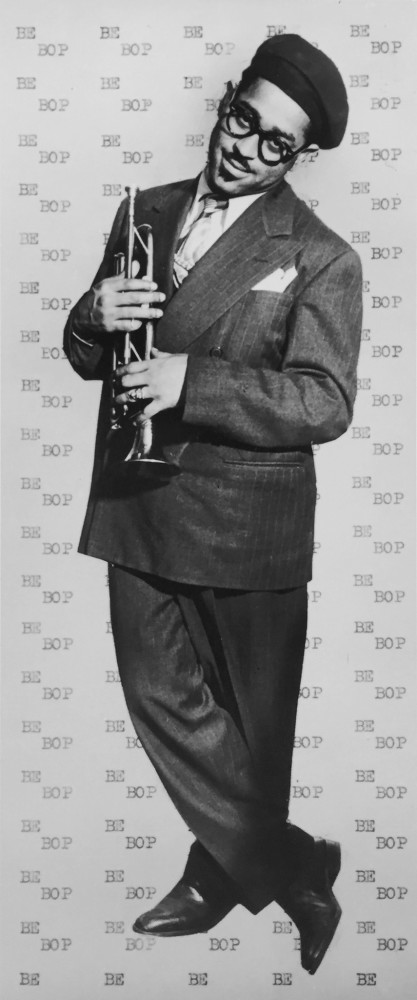 William Gottlieb, Dizzy Gillespie & Bebop, NYC, c. 1947