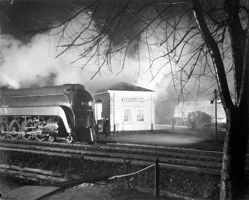O. Winston Link, Shenandoah Junction, WV, 1955