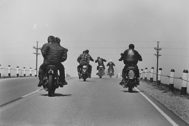 Danny Lyon, Route 12 Wisconsin , 1963
