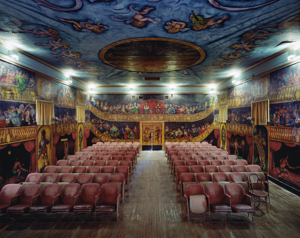 David Leventi, Amargosa Opera House, Death Valley Junction, California, 2009