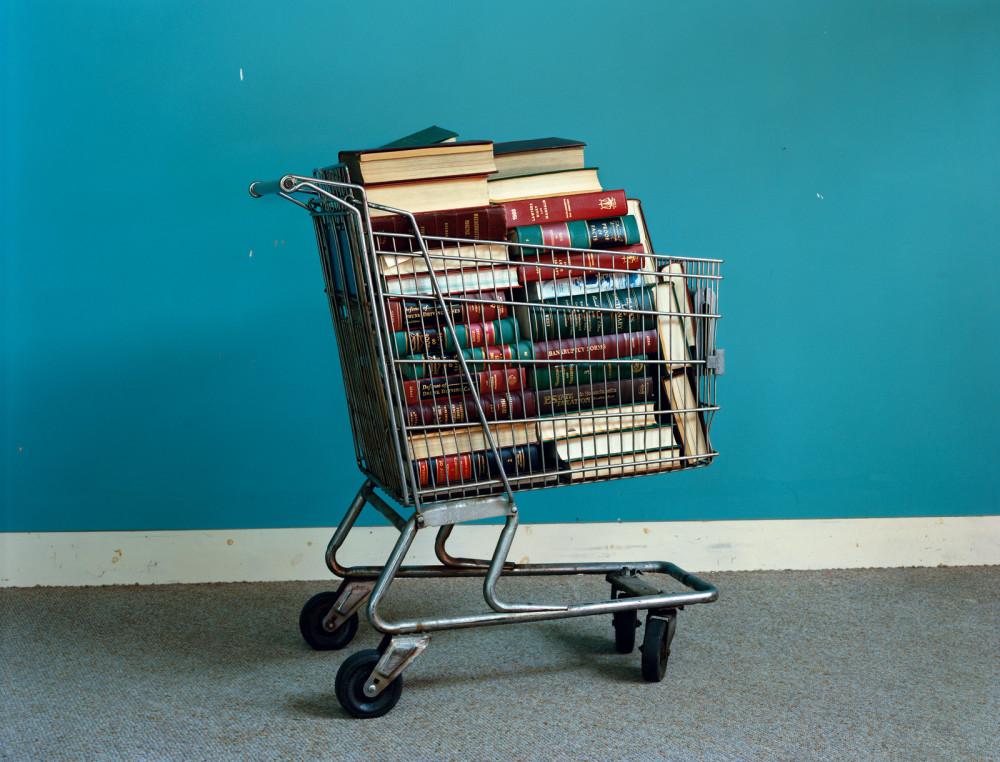 Mitch Epstein, Tag Sale III, 2000