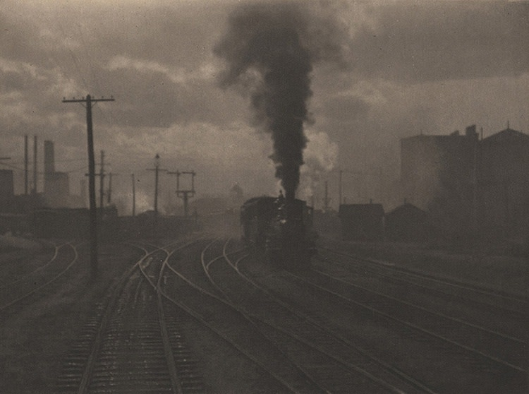 Alfred Stieglitz, The Hand of Man