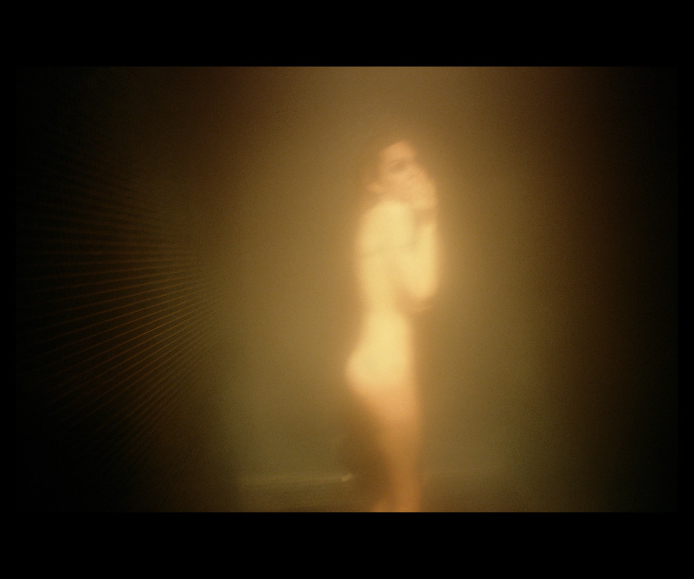 Elton John AIDS Foundation Photography Portfolio I, Nan Goldin: Sunny in the Sauna, L 'Hotel Paris, 2008