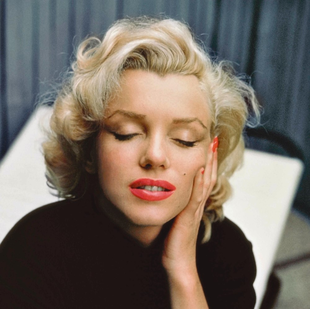 Alfred Eisenstaedt, Daydreaming Marilyn, Hollywood, California, 1953