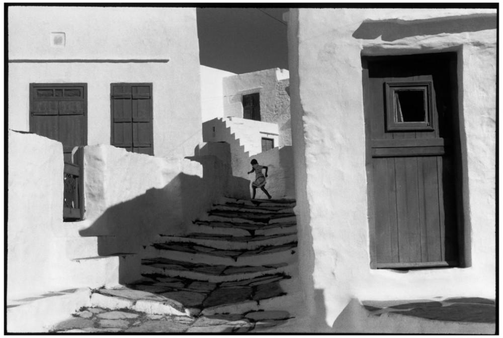 Henri Cartier-Bresson, Siphnos, 1961
