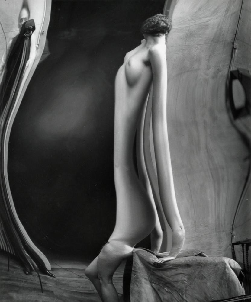 André Kertész, Distortion #113, 1933