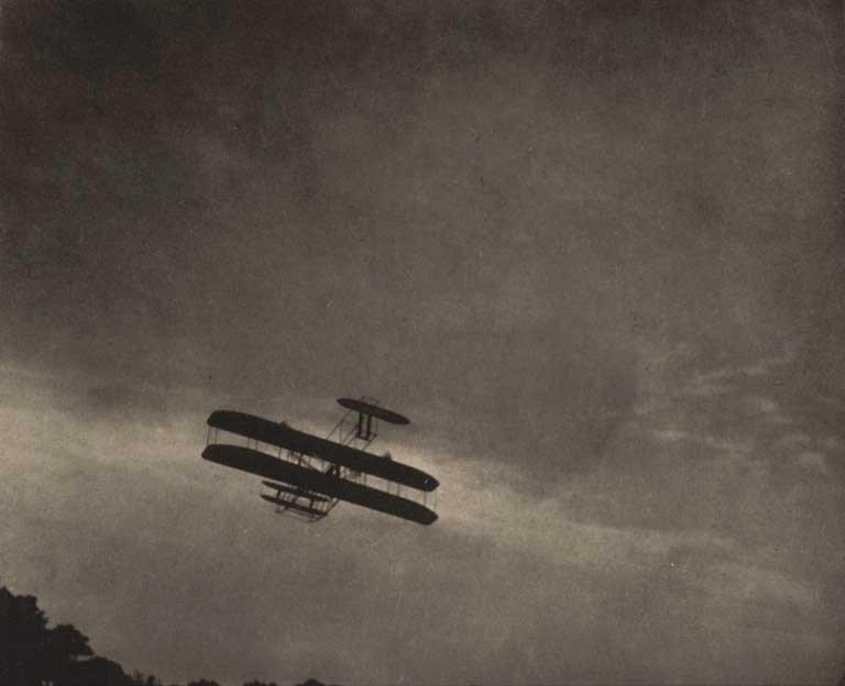 Alfred Stieglitz, The Aeroplane, 1910