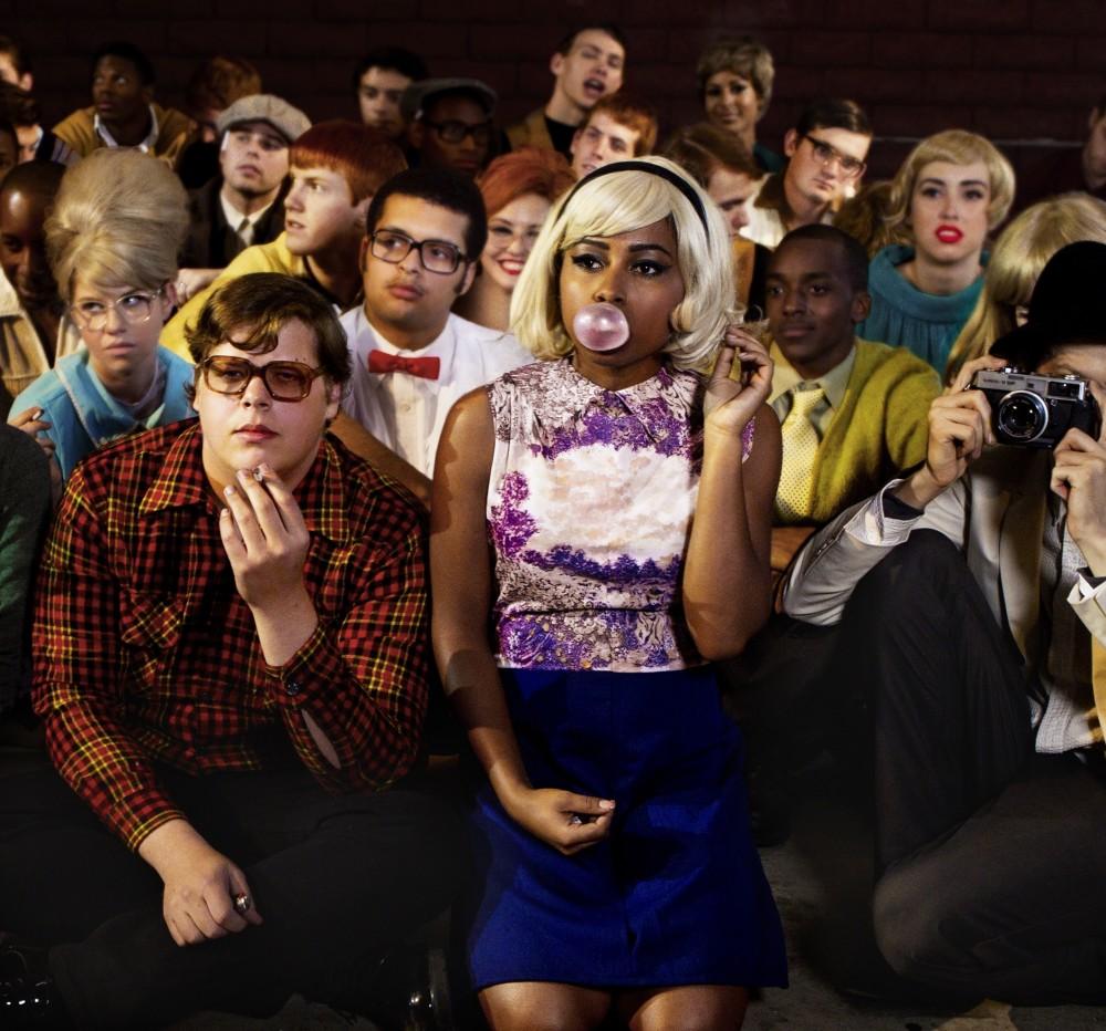Elton John AIDS Foundation Photography Portfolio II, Alex Prager: Francine, 2011