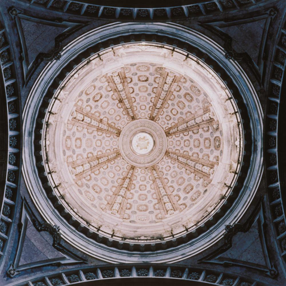 David Stephenson, Dome #42009, Basilica, Palacio de Mafra, 2003
