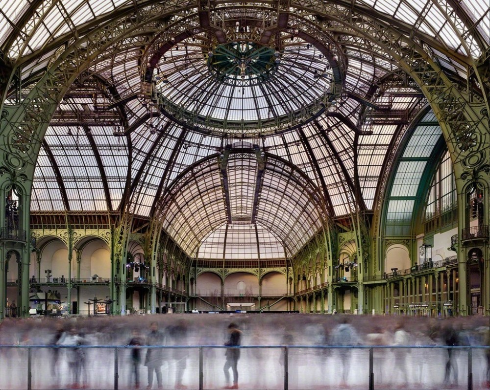 Matthew Pillsbury, Grand Palais des Glaces, Paris, 2014