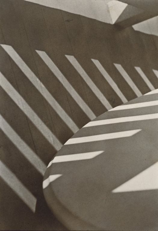 Paul Strand, Abstraction, Porch Shadows, Connecticut, 1916