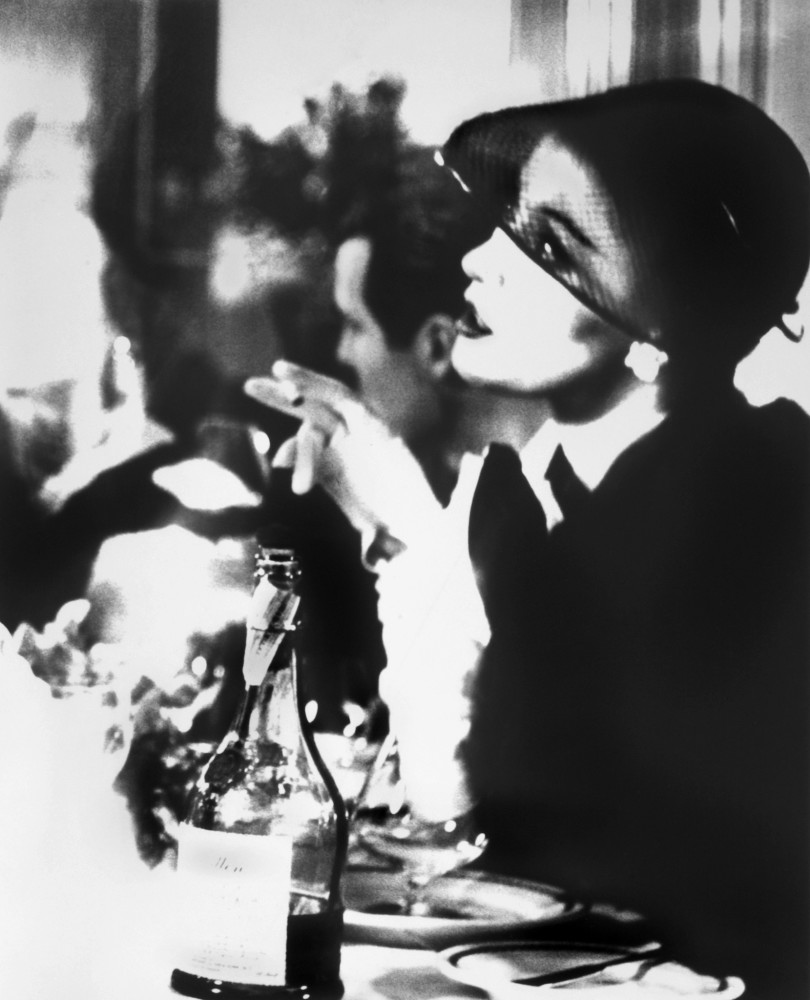 Lillian Bassman, Barbara Mullen, Le Pavillon, New York, 1950
