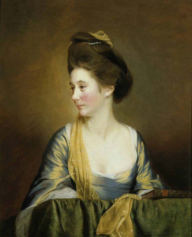 PORTRAIT OF SUSANNA LEIGH, 1734-1797