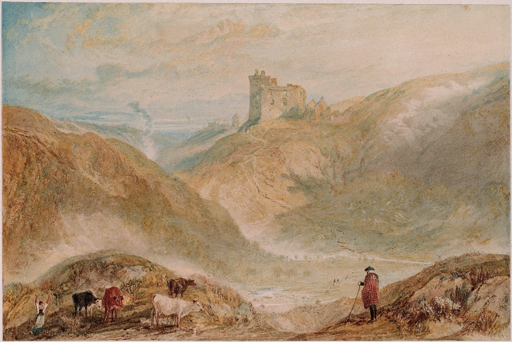 Crichton Castle, 1818