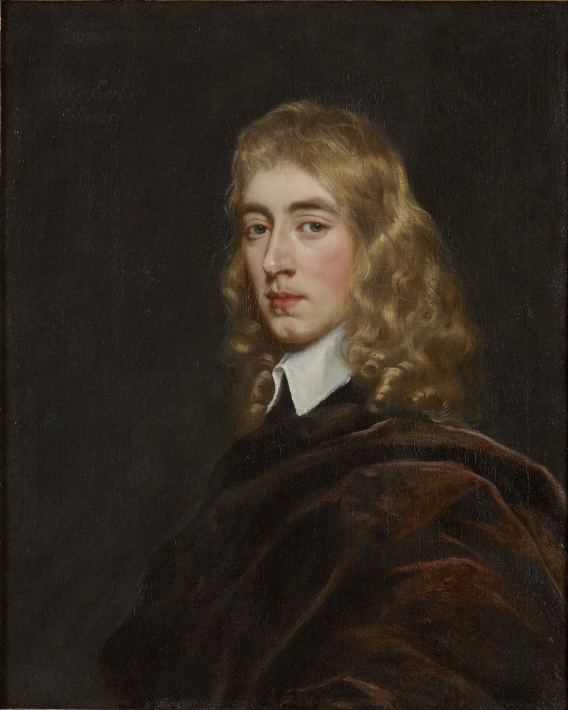 Portrait of Philip Sydney, 3rd Earl of Leicester