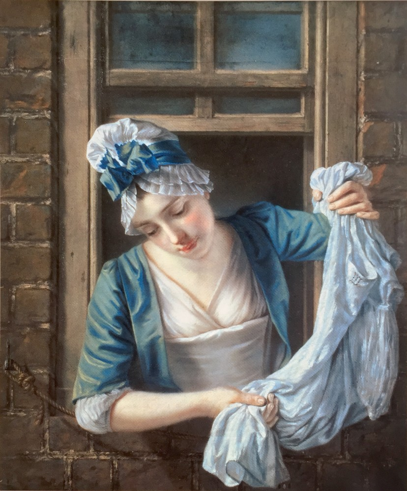 The Laundry Maid