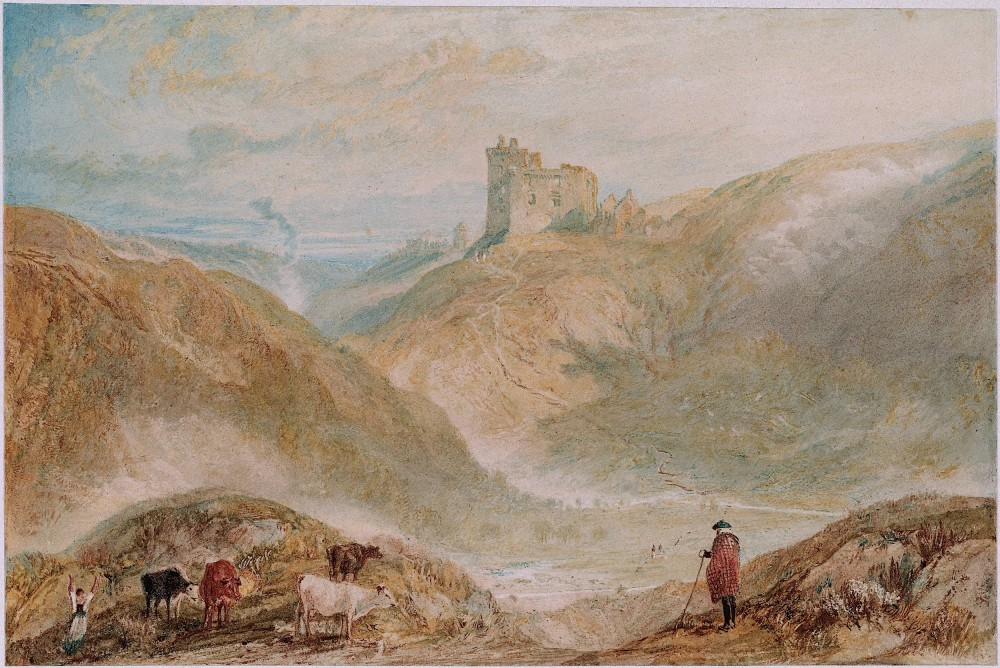 Crichton Castle, 1818
