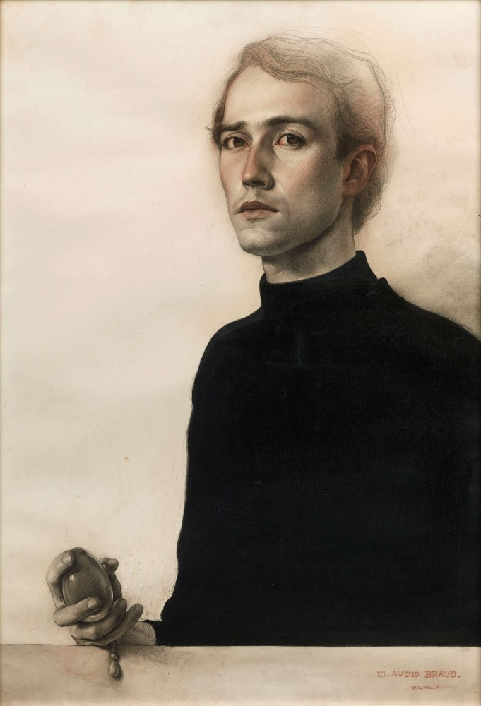 Self Portrait, 1962