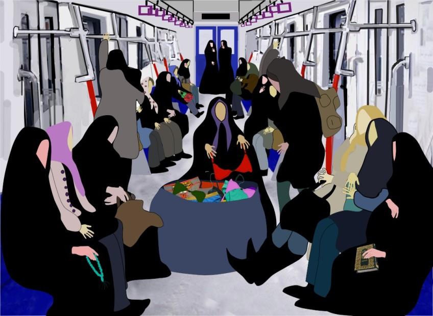 "<span class=""artist""><strong>Niyaz Azadikhah</strong></span>, <span class=""title""><em>Line 1</em>, 2010</span>"