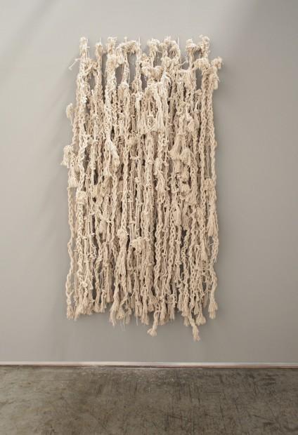 """<span class=""""artist""""><strong>Hassan Sharif</strong></span>, <span class=""""title""""><em>Weave 3</em>, 2013</span>"""