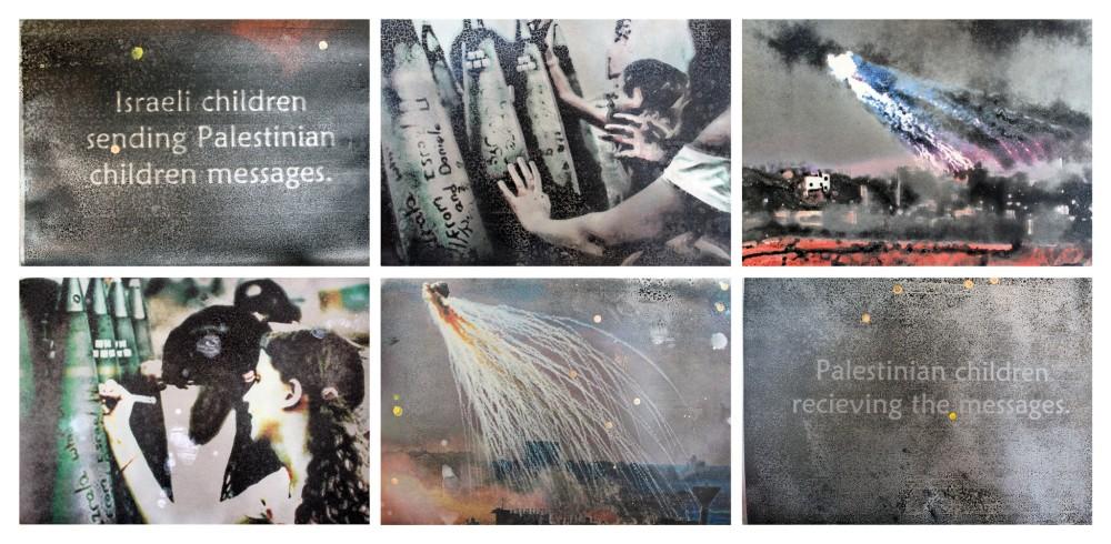 "<span class=""artist""><strong>Jeffar Khaldi</strong></span>, <span class=""title""><em>Read More II</em>, 2011</span>"