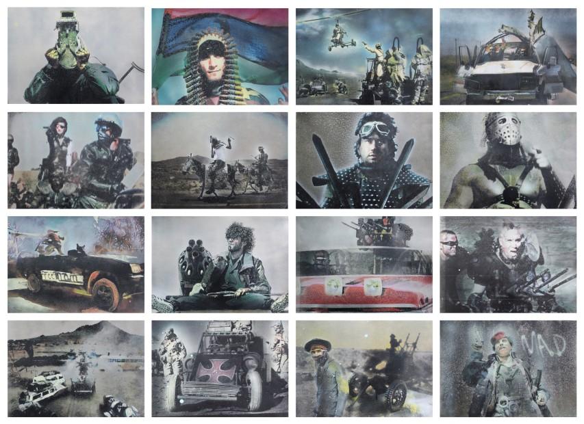 "<span class=""artist""><strong>Jeffar Khaldi</strong></span>, <span class=""title""><em>Mad Rebels</em>, 2011</span>"