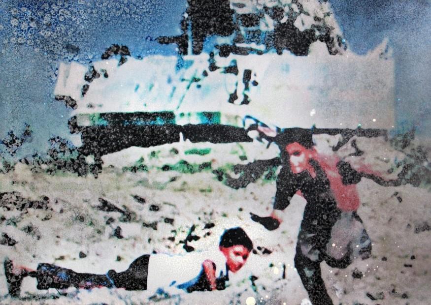 "<span class=""artist""><strong>Jeffar Khaldi</strong></span>, <span class=""title""><em>Balls</em>, 2011</span>"