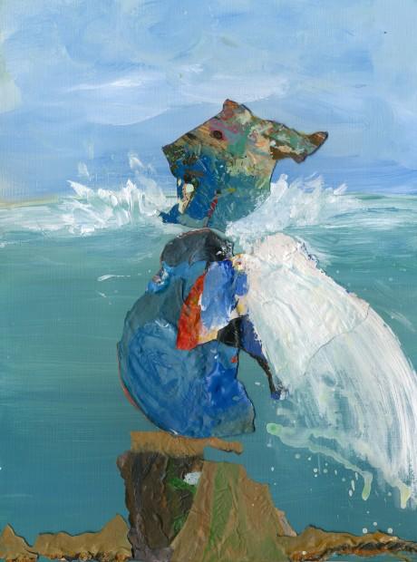 <span class=&#34;artist&#34;><strong>Hesam Rahmanian</strong></span>, <span class=&#34;title&#34;><em>Sea Monster</em>, 2012</span>