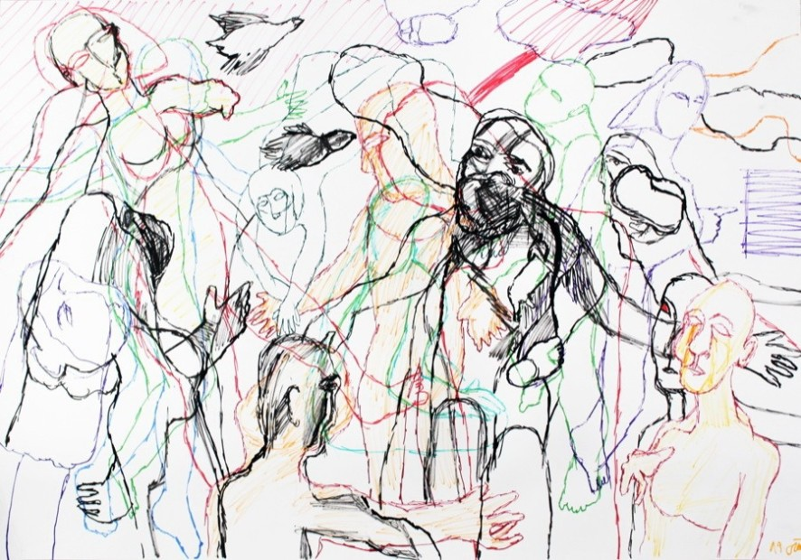 "<span class=""artist""><strong>Farshid Maleki</strong></span>, <span class=""title""><em>Untitled S14</em>, 2010</span>"