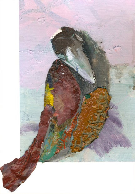 "<span class=""artist""><strong>Hesam Rahmanian</strong></span>, <span class=""title""><em>A Crow</em>, 2012</span>"