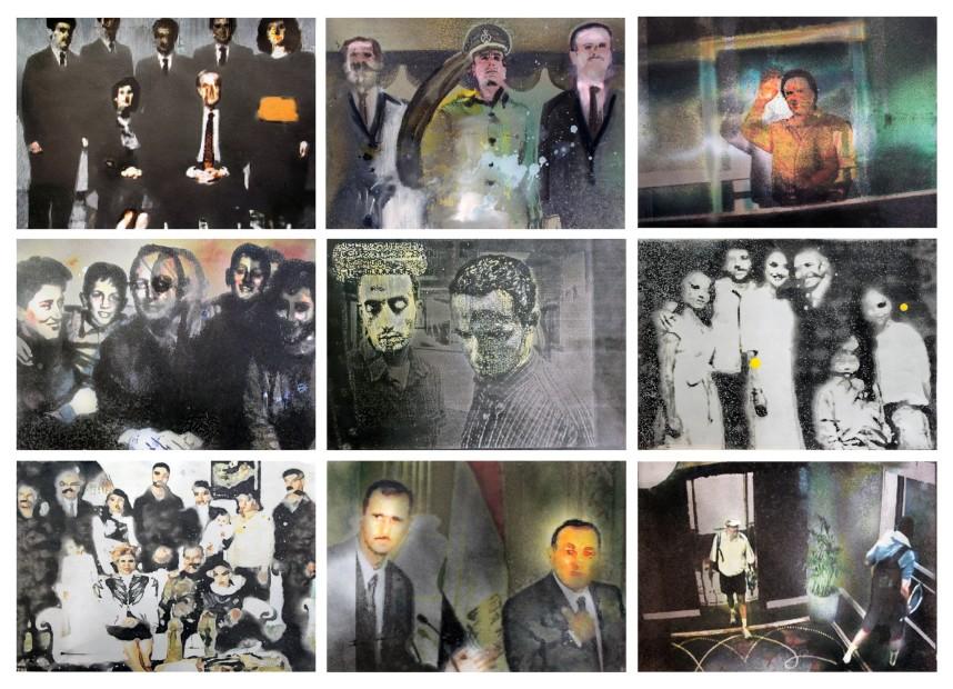 """<span class=""""artist""""><strong>Jeffar Khaldi</strong></span>, <span class=""""title""""><em>Predators</em>, 2011</span>"""