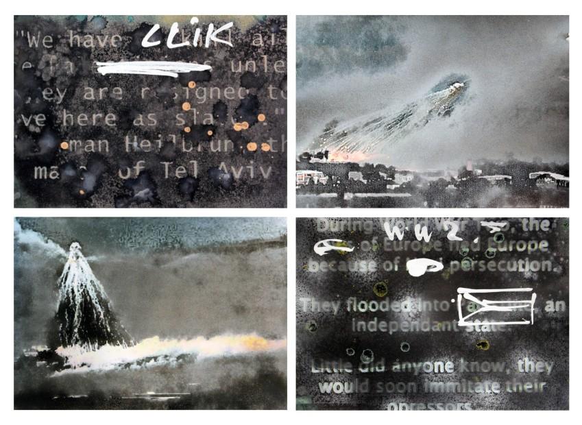 "<span class=""artist""><strong>Jeffar Khaldi</strong></span>, <span class=""title""><em>Read More</em>, 2011</span>"