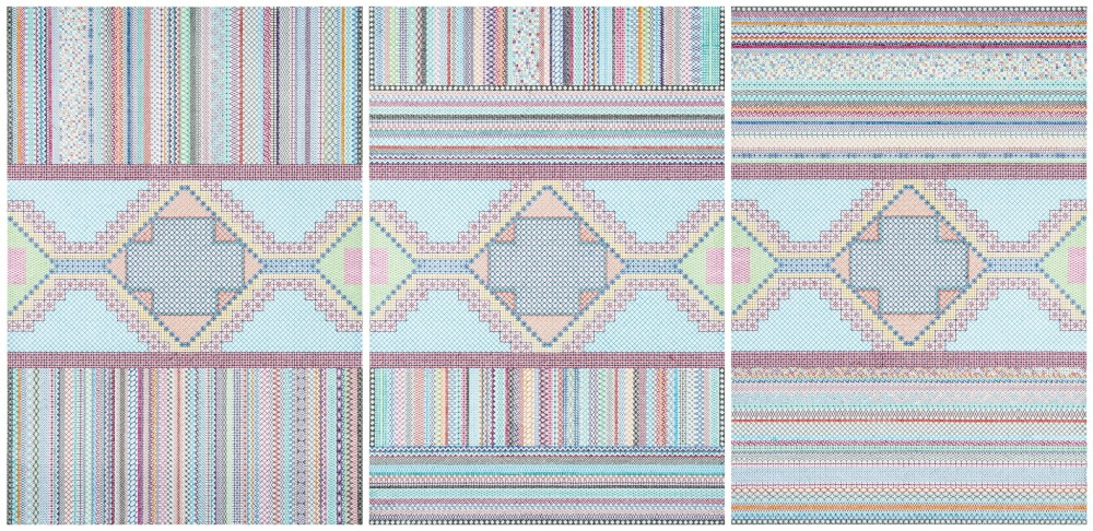 "<span class=""artist""><strong>Nargess Hashemi</strong></span>, <span class=""title""><em>Carpet</em>, 2013</span>"