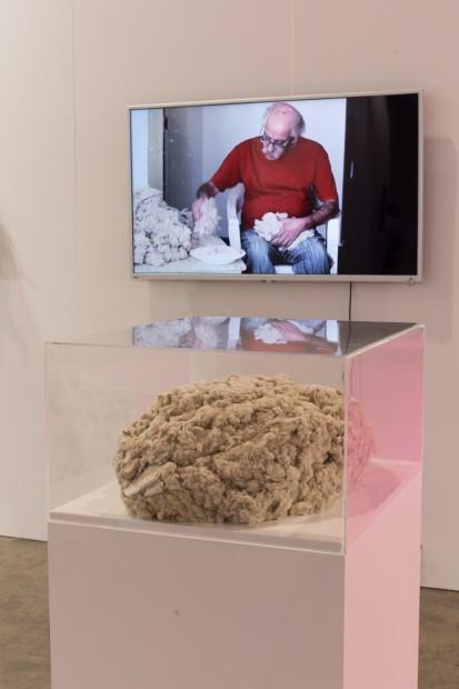 """<span class=""""artist""""><strong>Hassan Sharif</strong></span>, <span class=""""title""""><em>Cotton</em>, 2013</span>"""