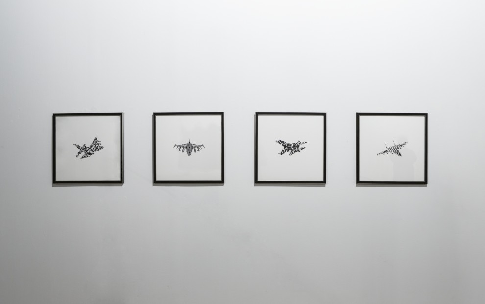 "<span class=""artist""><strong>Zoulikha Bouabdellah</strong></span>, <span class=""title""><em>Double Truth</em>, 2015</span>"