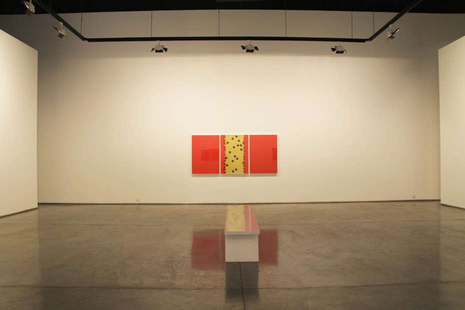 """<p><span class=""""artist""""><strong>Aisha Khalid</strong></span>, <span class=""""title""""><em>The Divine Is in the Detail</em>, Installation view</span></p>"""