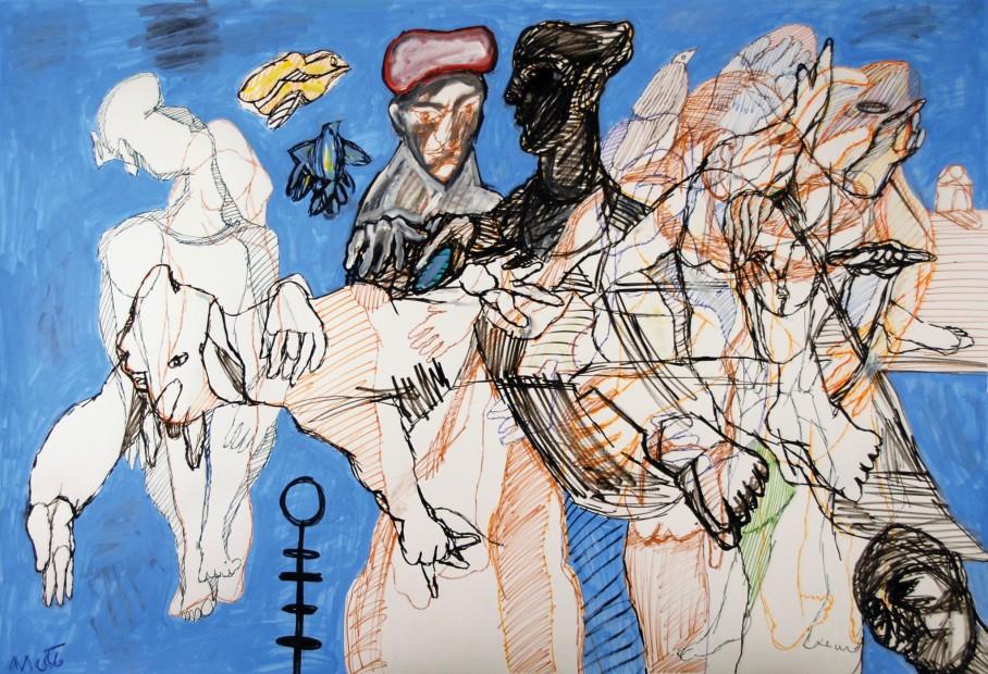 <span class=&#34;artist&#34;><strong>Farshid Maleki</strong></span>, <span class=&#34;title&#34;><em>Untitled OB03</em>, 2009</span>